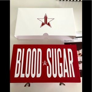 Jeffree Star 💉BLOOD SUGAR PALETTE💉
